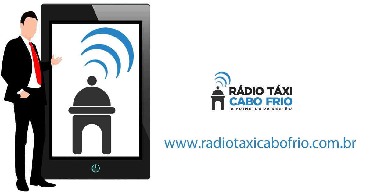 Read more about the article Rádio Táxi Cabo Frio RJ